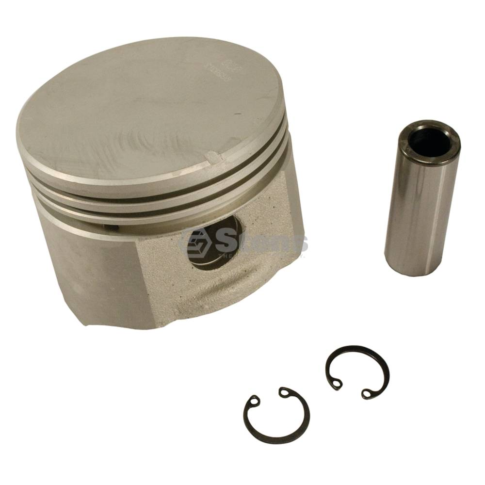 394663 499292 Stens 515-023 Metal Piston +.020 499958 Replaces Briggs /& Stratton: 391288 Cylinder Bore Size: 3.4565-3.4575 499290 394957 498586